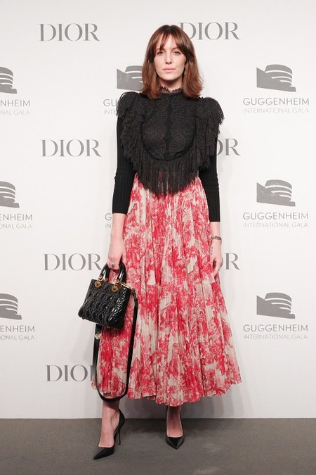 Dior Gig Pre Party 2018 Eleanor Lambert