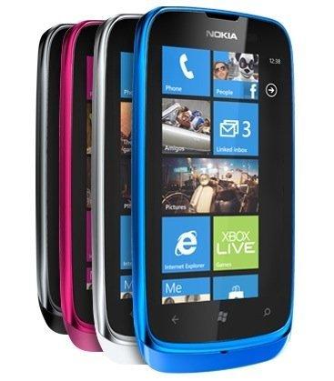 El Nokia Lumia 610 sí podrá utilizar Skype