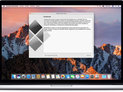 Apple añade compatibilidad con Windows 10 Creators Update para instalar con Boot Camp en Mac