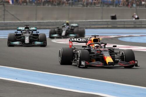 ¡Espectacular! Max Verstappen gana en Francia adelantando a Lewis Hamilton en la penúltima vuelta