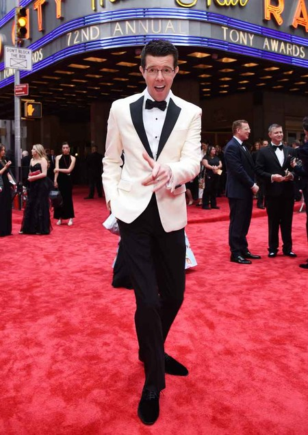 Gavinb Lee 2018 Tony Awards Red Carpet
