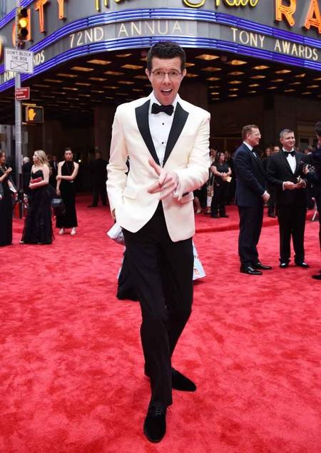 Gavinb Lee 2018 Tony Awards Red Carpet