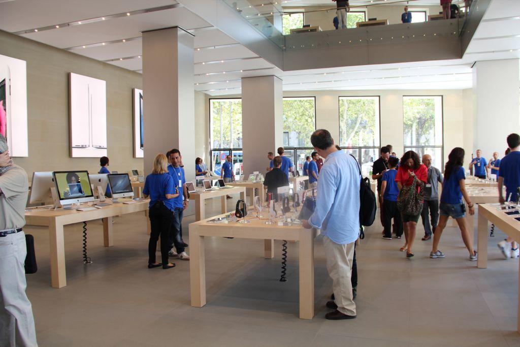 Foto de Apple Store Passeig de Gracia (42/50)