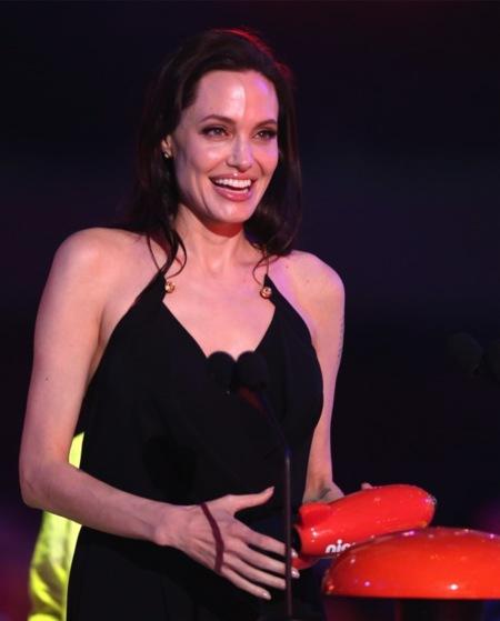 Angelina Jolie, primera aparición tras la cirugía