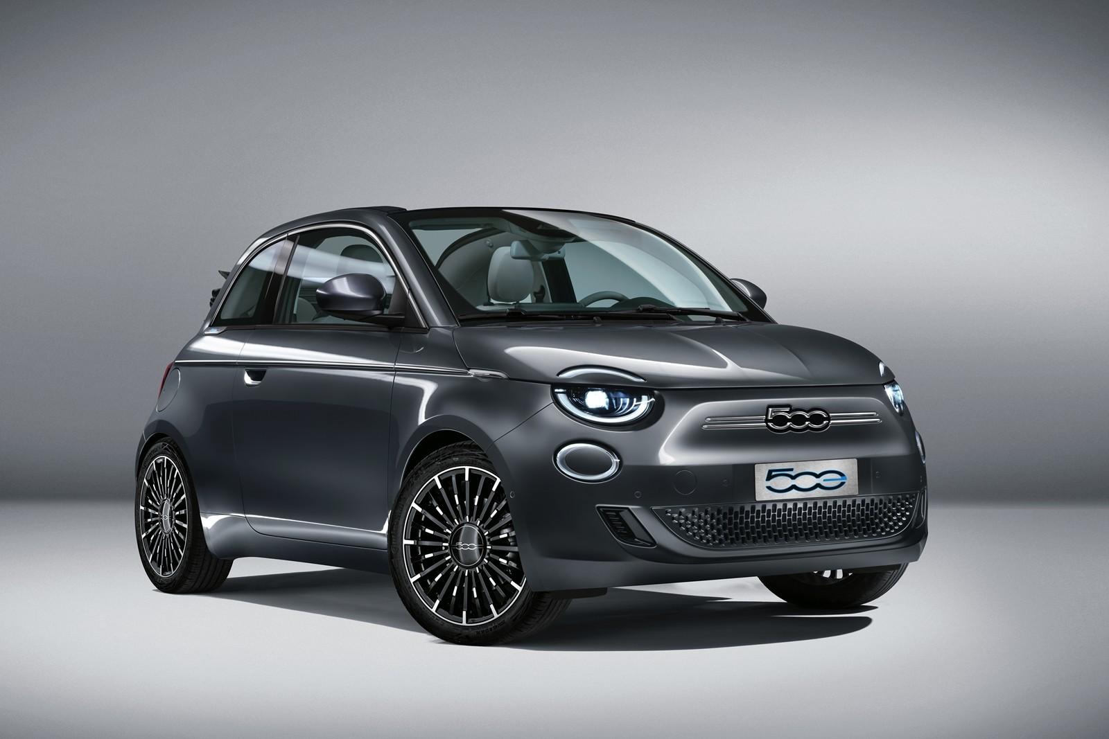Foto de Fiat 500e 2020 (7/24)