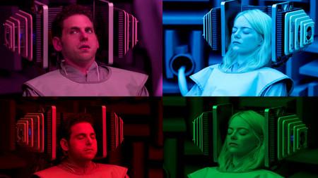 Maniac Netflix Jonah Hill Emma Stone Imagenes 2