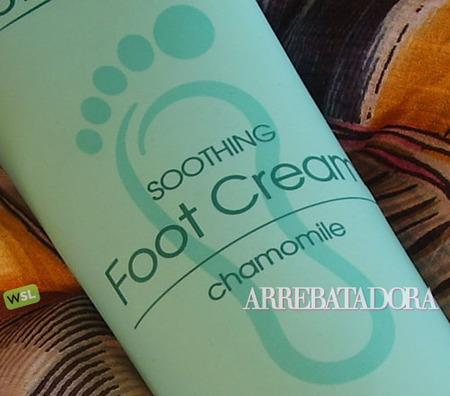 Foot Cream de Oriflame, mi crema de pies para el verano