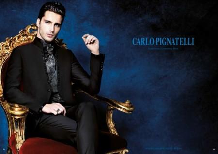 Con la colección 'ceremonia' de Carlo Pignatelli, querrás dar el 'si quiero' el próximo año