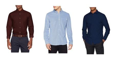 4 ofertas de Amazon en camisas Jack & Jones con chollos en algunas tallas sueltas