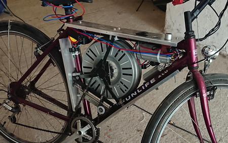 Biciclet Motor Lavadora 110 Kmh 1