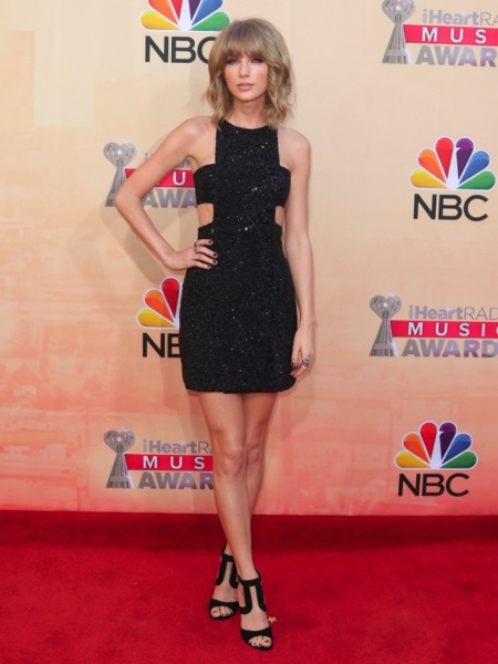 Taylor Swift, impecable como siempre