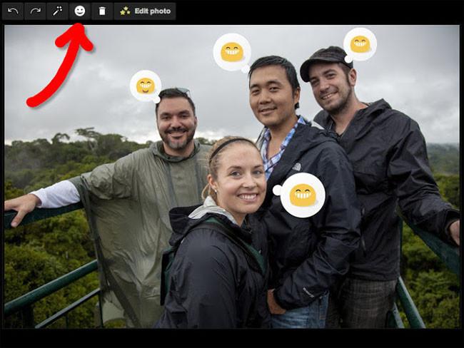 Emoticones en Google+