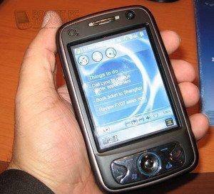 O2 Xda Flame, potencia en formato móvil