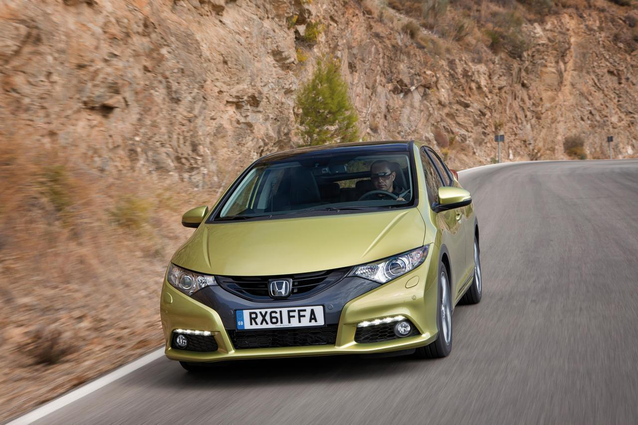 Foto de Honda Civic 2012 (144/153)