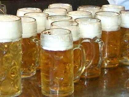 Fiesta de la cerveza en Calpe 2007