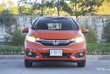 Honda Fit 1m Mexico 2