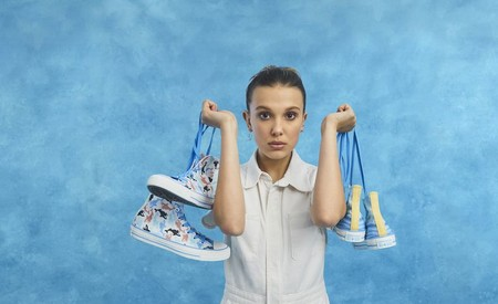 Millie Bobby Brown Converse Pic 1562596298