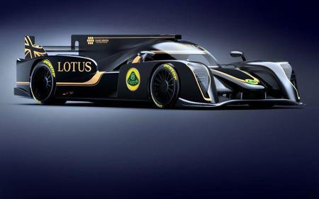 Lotus quiere dar el salto a LMP1