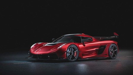 Koenigsegg Jesko Red Cherry Edition 2019
