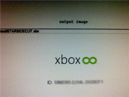Xbox Infinity leak logo