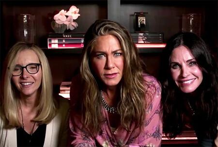 Friends Reunion Emmys 2020