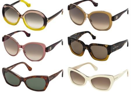 Nueva colección de gafas Balenciaga para el Otoño/Invierno 2014