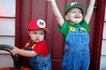 Disfraz Super Mario