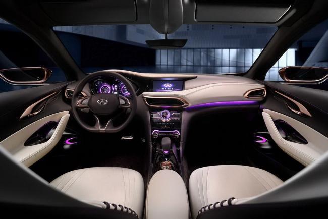 Infiniti Q30 Concept, ahora desde todos los ángulos