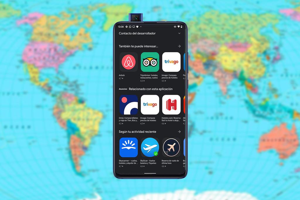 Cómo configurar tu móvil Android para un viaje