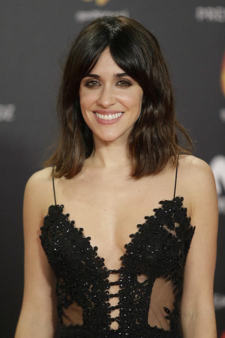 Macarena García triunfa con el vestido más sexy de los Premios Feroz 2018