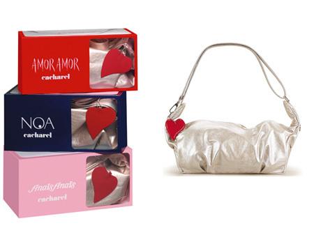 Día de la Madre: fragancias y bolso Cacharel
