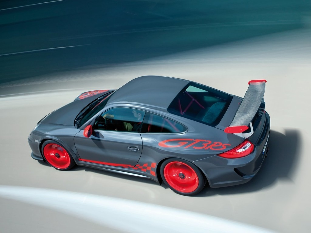 Porsche 911 GT3 RS 2010