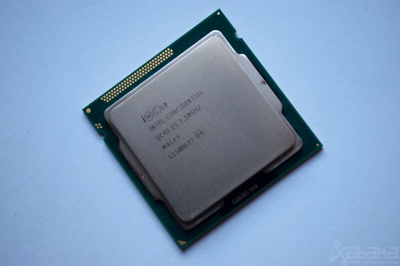 Foto de Intel Core i7-3770K (3/7)