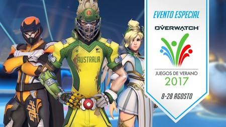 Comenzó el nuevo evento de temporada de Overwatch: ¡los Juegos de Verano han regresado!