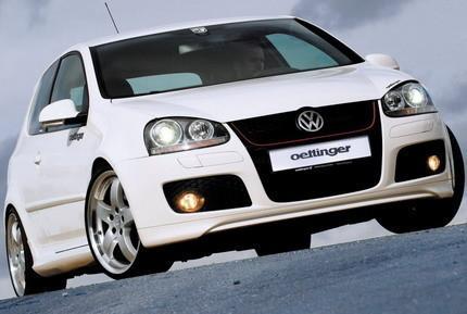 Volkswagen Golf GTI Edition 30 por Oettinger