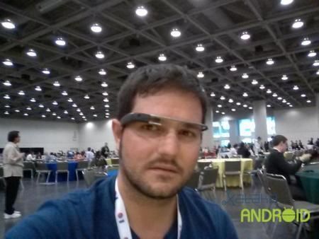 Txema Google Glass