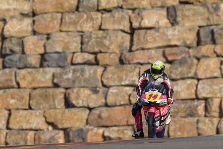 Arbolino Aragon Moto3 2019