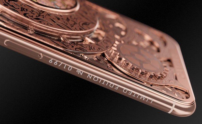 ¿Pagarías mas de 6000 euros por alguna funda? Una marca rusa ha inventado esta edición de lujo para iPhone XS