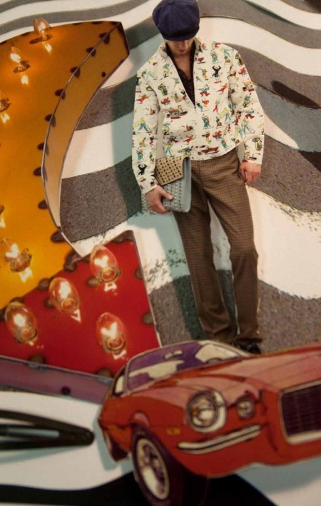 Foto de 'Real fantasies', una nueva campaña de Prada para este verano (12/13)