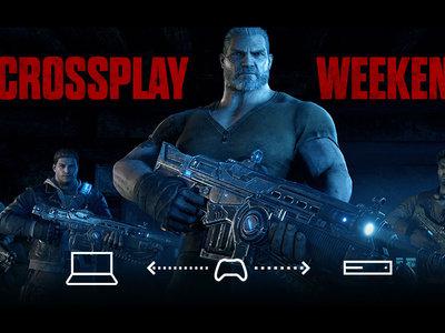 Este fin de semana hay juego cruzado de Gears of War 4 en Xbox One y PC