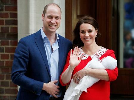 Parto exprés: Kate Middleton abandona el hospital siete horas después de dar a luz