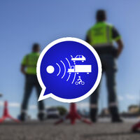 Esta es la mejor app para avisos de radares, controles y multas