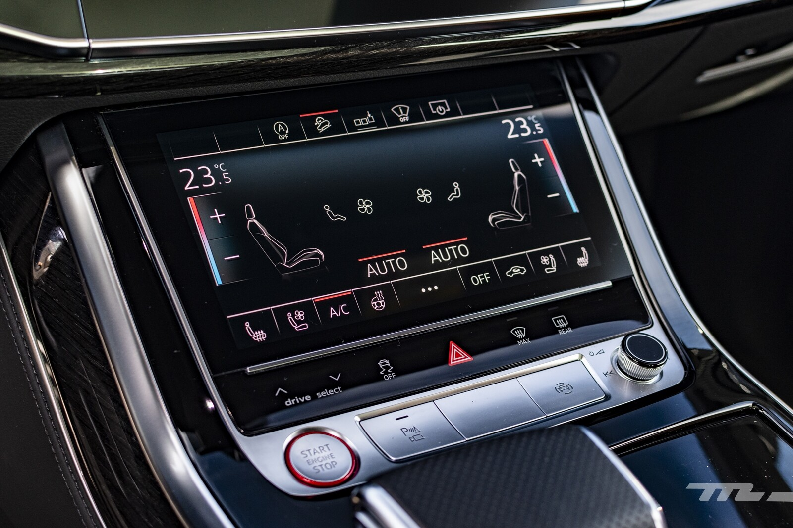 Foto de Audi RS Q8 2020, prueba (14/40)