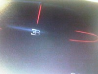 Teaser del nuevo Bugatti para Frankfurt