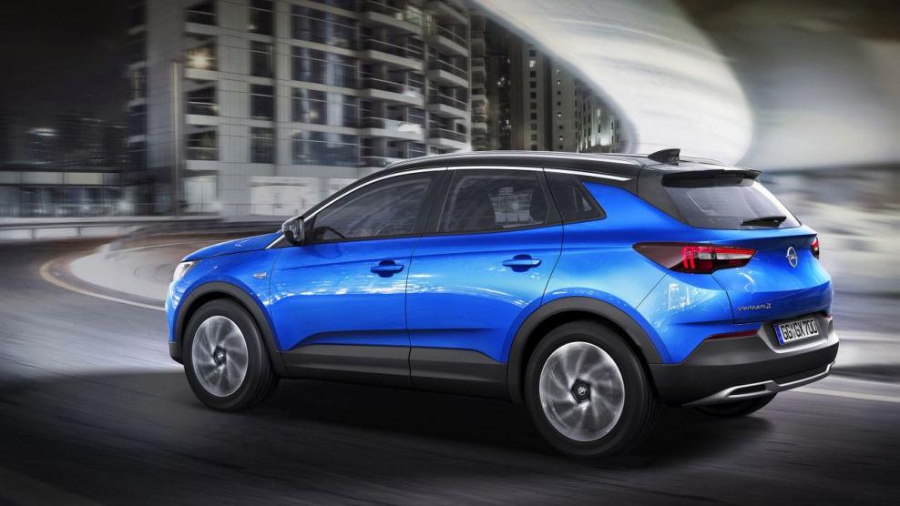 Foto de Opel Grandland X (4/10)