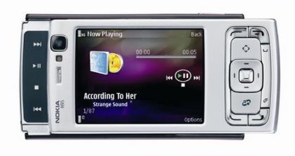 Actualización del firmware del N95