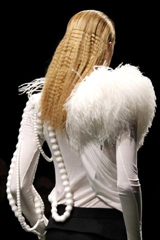 Givenchy Otoño-Invierno 2009/2010 en la Semana de la Moda de París