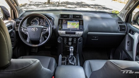 Toyota Land Cruiser 2021 Prueba 037