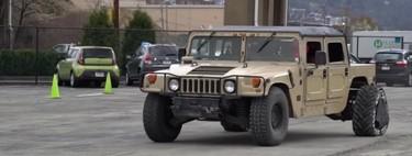 El DARPA ha desarrollado una sorprendente rueda que cambia a modo oruga de tanque en 2 segundos
