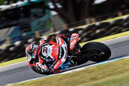 Marco Melandri Ducati Sbk Australia 2017